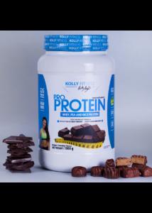 Kolly Fitness - Pro Protein 1000 g - Belga csokoládé