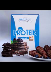 Kolly Fitness - Protein Palacsintapor csokoládé 500g