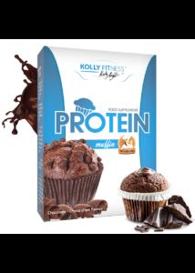 Kolly Fitness - Protein Muffinpor csokoládé 500 g