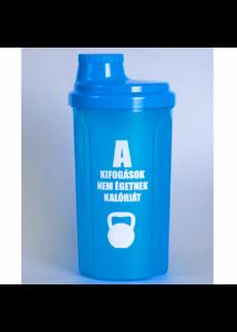 Kolly Fitness Shaker  500 ml, Kifogások nem égetnek