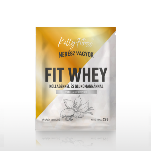 KOLLY FITNESS FIT WHEY VANÍLIA 25g