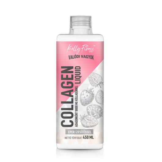 Kolly Fitness - Collagen Liquid - 450 ml - Eper