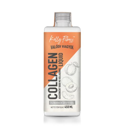 Kolly Fitness - Collagen Liquid - 450 ml - Barack