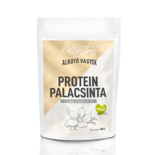 Kolly Fitness - Protein palacsinta Vanília 500 g gluténmentes