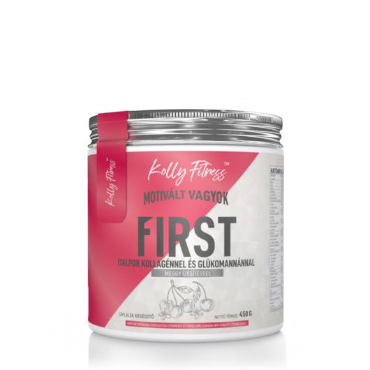 Kolly Fitness - First zsírégető Meggy 450 g