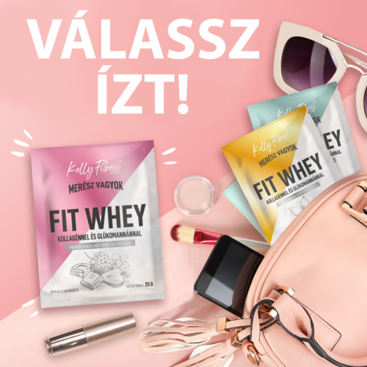 KOLLY FITNESS FIT WHEY 25g