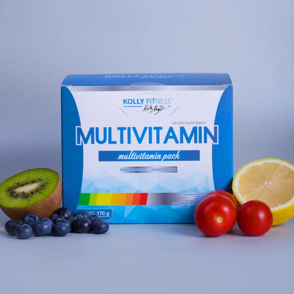 Kolly Fitness - Multivitamin 30 pack